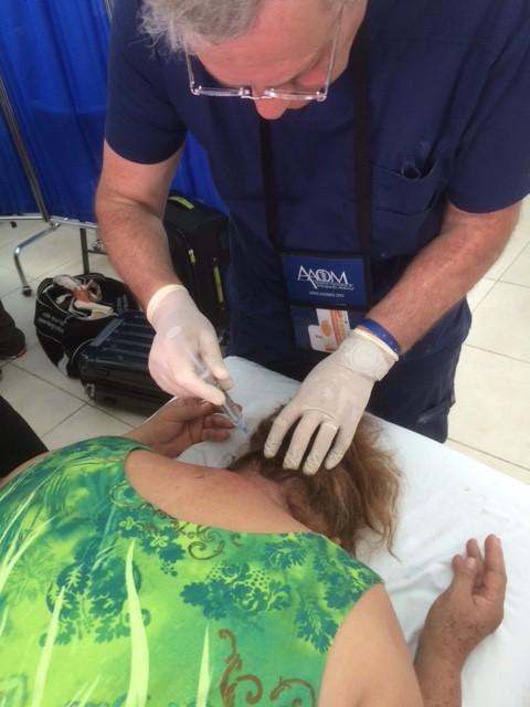 Durerile cervicale rezolvate cu tratamentele Proloterapiei.